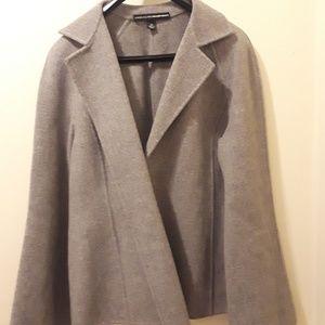 Linda Allard Ellen Tracy Wool Sweater Jacket